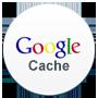 بررسی وضعیت کش در گوگل